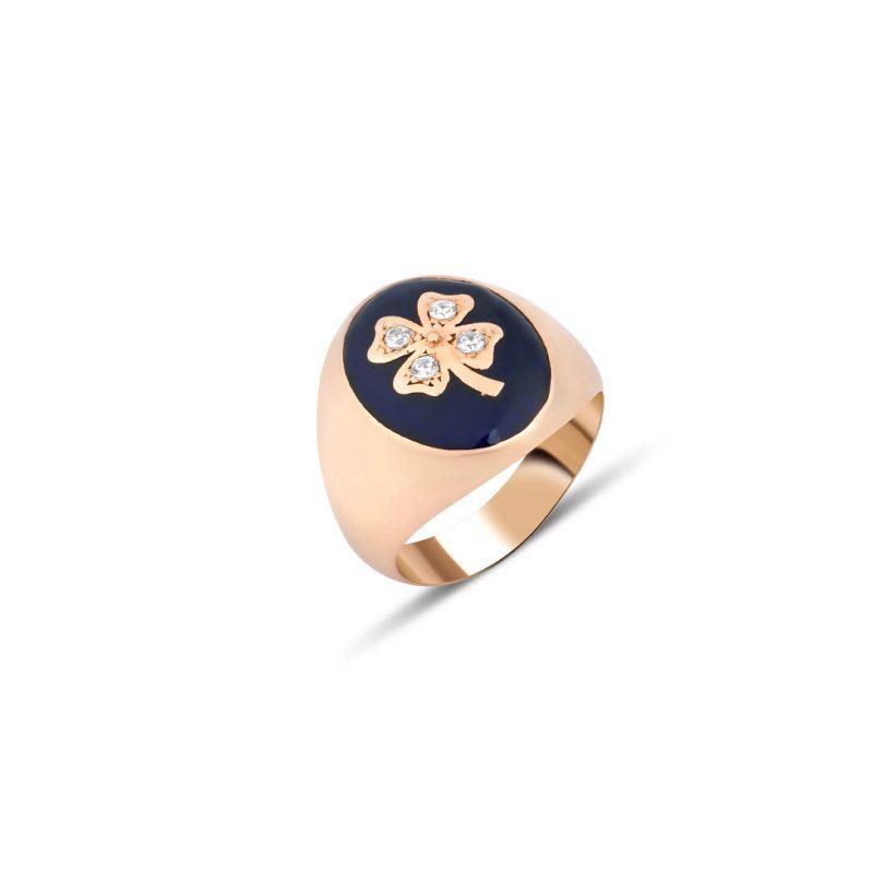 Yonca-Serçe-Parmak-Yüzüğü-1