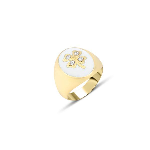 Yonca-Serçe-Parmak-Yüzüğü-2