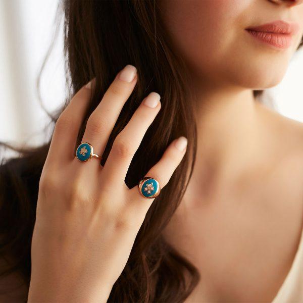 Yonca-Serçe-Parmak-Yüzüğü-4
